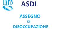 ASDI, nuovo assegno di disoccupazione: chi può richiederlo e come?